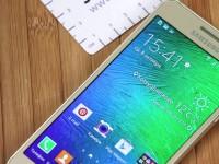 Видео обзор смартфона Samsung Galaxy Alpha