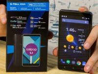 Видео обзор смартфона S-TELL X550