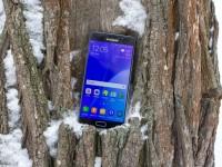 Видео обзор смартфона Samsung Galaxy A7 (2016)