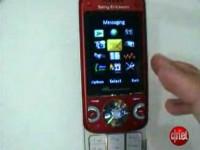 Видео обзор Sony Ericsson W760