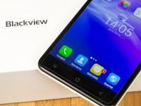 Видео обзор смартфона Blackview E7s