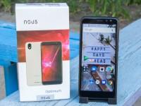 NOUS NS5008 Optimum - видео от Smartphone.ua