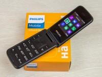 Наш видео-обзор Philips Xenium E255