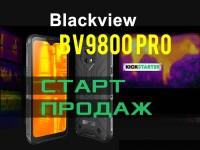 Наш видео-обзор Blackview BV9800 Pro