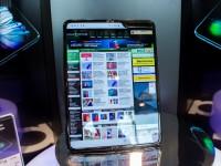Samsung Galaxy Fold - первое впечатление. Видео