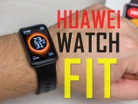 Наш видео-обзор Huawei Watch Fit