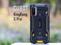 Наш видео-обзор Cubot KingKong 5 Pro