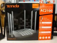 Наш видео-обзор Tenda AC21