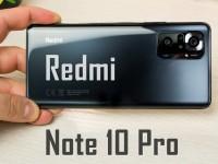 Наш видео-обзор Redmi Note 10 Pro