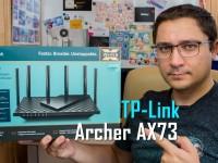 Наш видео-обзор TP-Link Archer AX73