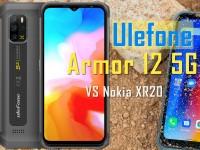 Наш видео-обзор Ulefone Armor 12 5G