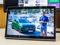 Lenovo YOGA Tab 11 - обзор планшета. Корпус с подставкой, ТОП батарея